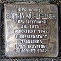 Stolperstein Bocholt Ludgerusstraße 4 Sophia Mühlfelder.jpg