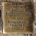 Stolperstein Bochumer Str 9 (Moabi) Martin Sadunischker.jpg