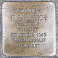 Stolperstein Elsa Hirsch by 2eight 3SC1437.jpg
