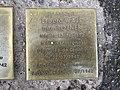 Stolperstein Espéra Wajs 45 rue St Germain Fontenay Bois 1.jpg