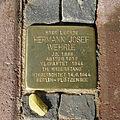 Stolperstein Gebeschussstraße 22-24 Hermann Wehrle.jpg