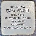Stolperstein für Emma Vivanti (Rom).jpg