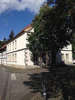 Sender Straße in Verl