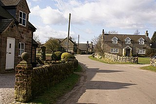 Wootton, Staffordshire village in United Kingdom