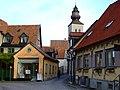 Stora Torget och Södra Kyrkogatan, Visby.jpg