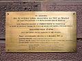 Strasbourg Hôpital civil plaque institut anatomie.jpg
