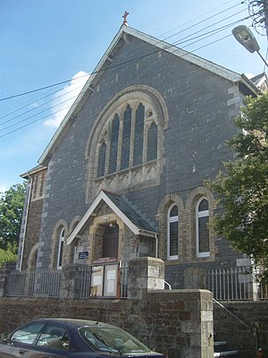 Stratton, Cornwall - Stratton Methodist Church