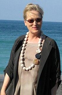 Meryl Streep in the 2000s