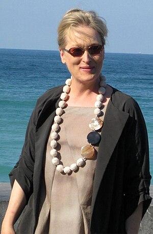 Schauspieler Meryl Streep
