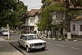 Streetview in Qax, Azerbaijan.jpg