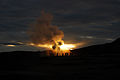 Strokkur at sunset (4047283754).jpg