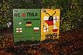 Stromkasten We love trilateral youth exchange, Flensburg, Carlisle, Słupsk, Bild 01.JPG