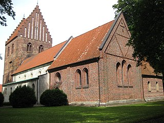 Stubbekøbing Church Church in Falster, Denmark