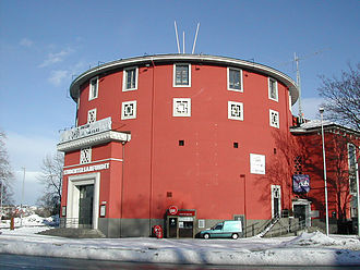 Student Society in Trondheim - Studentersamfundet i Trondheim