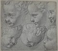 Studies of the Head of an Infant (after a three-dimensional model) MET 2003.371.jpg