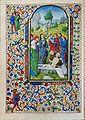 Stundenbuch der Maria von Burgund Wien cod. 1857 Auferweckung des Lazarus.jpg