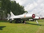 Su-9 at Central Air Force Museum Monino pic1.JPG