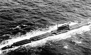 Echo-class submarine submarine class