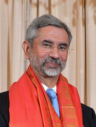 Subrahmanyam Jaishankar - Image: Subrahmanyam Jaishankar 2014