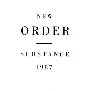 <i>Substance 1987</i> 1987 compilation album by New Order