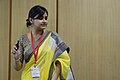 Sucheta Ghoshal - Workshop - Extending MediaWiki - Bengali Wikipedia 10th Anniversary Celebration - Jadavpur University - Kolkata 2015-01-09 2976.JPG
