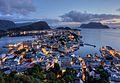 Summer Night - Alesund, Norway - panoramio.jpg