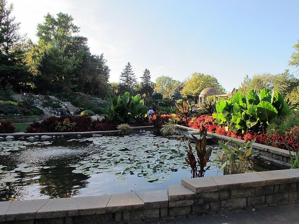 Sunken Gardens (inside 1), Lincoln, Nebraska, USA