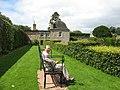 Sunny Seat Pitmedden Garden - geograph.org.uk - 507802.jpg