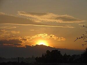 Nueva Ecija Sunrise