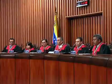 Supreme Tribunal of Justice March 2017.png