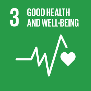 Sustainable Development Goal 3 Good Health and Well-Being