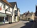 Swain Street, Watchet - geograph.org.uk - 1889557.jpg