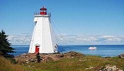 Swallowtail Lighthouse - Grand Manan Island NB 2009.jpg