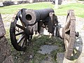 Swedish 18th century 6 pound cannon front.JPG