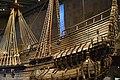 Swedish warship Vasa, sank 1628, Vasamuseet, Stockholm (32) (36099911392).jpg