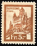 Switzerland Rapperswil 1920 revenue 3 5Fr - 45.jpg
