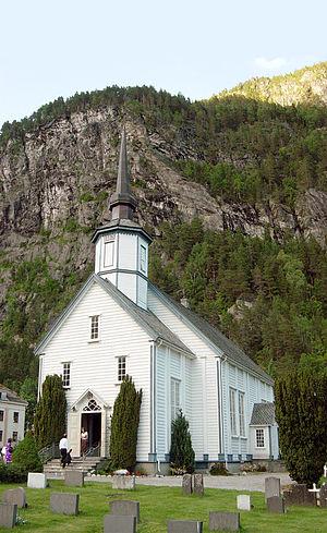 Sylte, Norddal - Sylte Church
