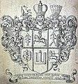 Symon Samuel Sanguška, Pahonia-Kalumny. Сымон Самуэль Сангушка, Пагоня-Калюмны (1639).jpg