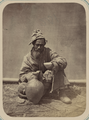 Syr Darya Oblast. City of Khodzhent. Mendicant Water Carrier WDL10931.png