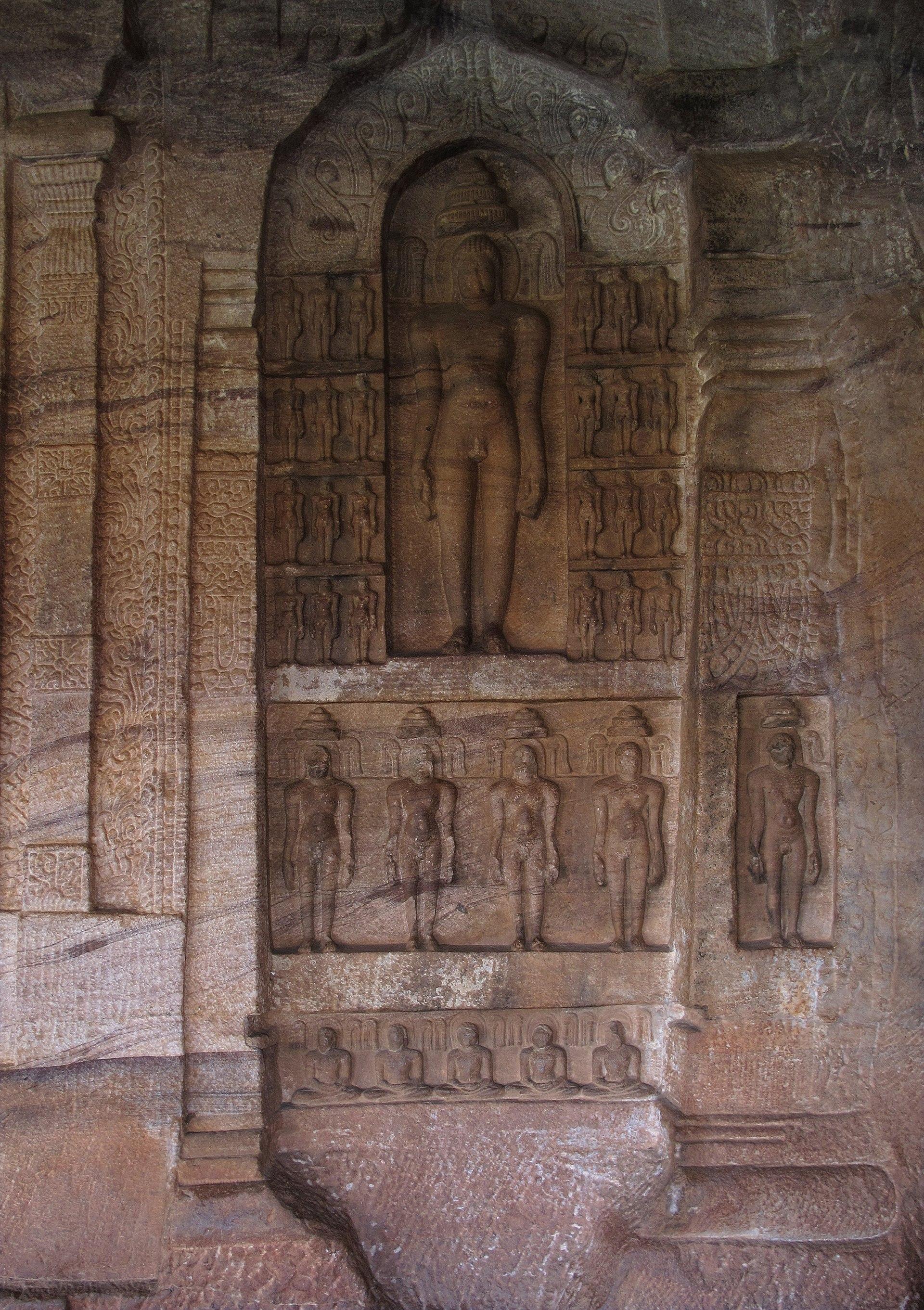 Digambara Monks Digambara - Wikipedia