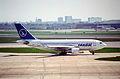TAROM Airbus A310; YR-LCB@LHR;13.04.1996 (4844518571).jpg