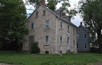 Paulsboro, New Jersey - The Paul House