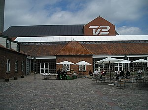 TV 2 (Denmark) - TV2 Headquarters