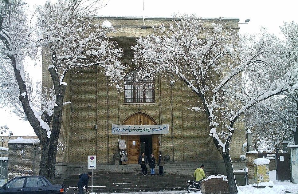 TabrizAzerbaijanMuseum 2