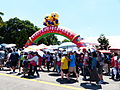 Tainan AFB Open Day Festival Entrance 20130810.jpg