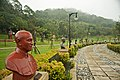 Taiwan 2009 Garden of the Generalissimos at CiHu Mausoleom of Chiang Kai Shek in TaoYuan County FRD 7845.jpg