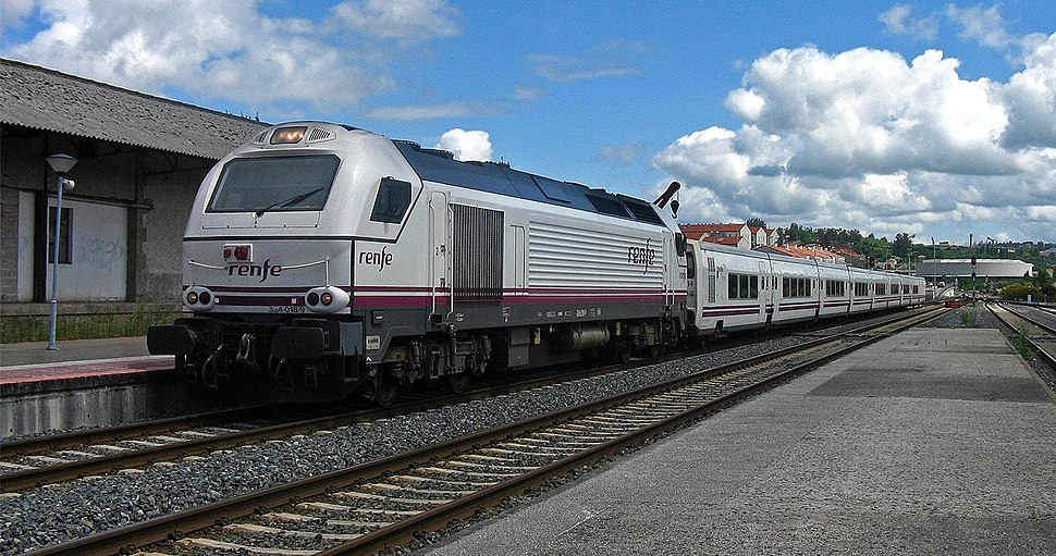 Talgo com destino a Madrid (3775261053)