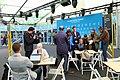 Tallinn Digital Summit press presentation- e-Estonia (23516428018).jpg