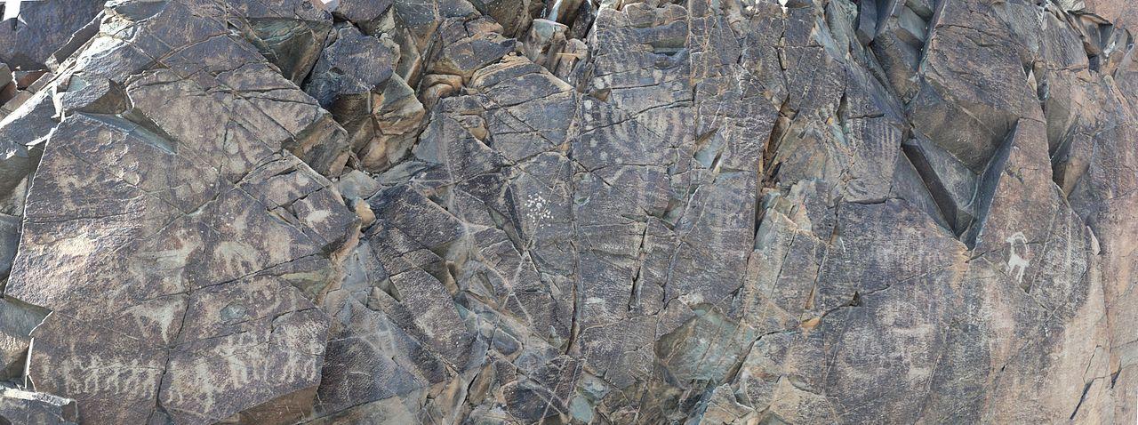 Tamgaly main petroglyph.jpg