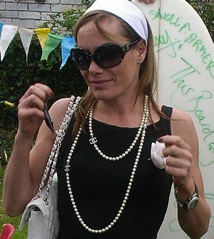Tara Palmer-Tomkinson - Palmer-Tomkinson in June 2007
